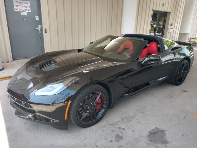 2017 Chevrolet Corvette Z51 2LT Coupe Manual