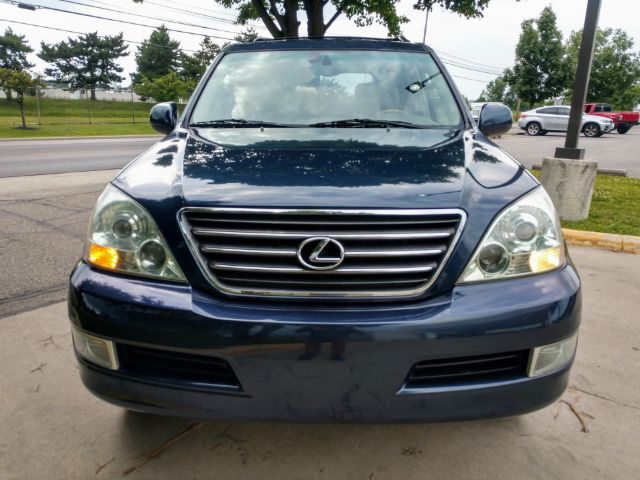 2003 Lexus GX 470 Sport Utility for sale at Ideal Motorcars