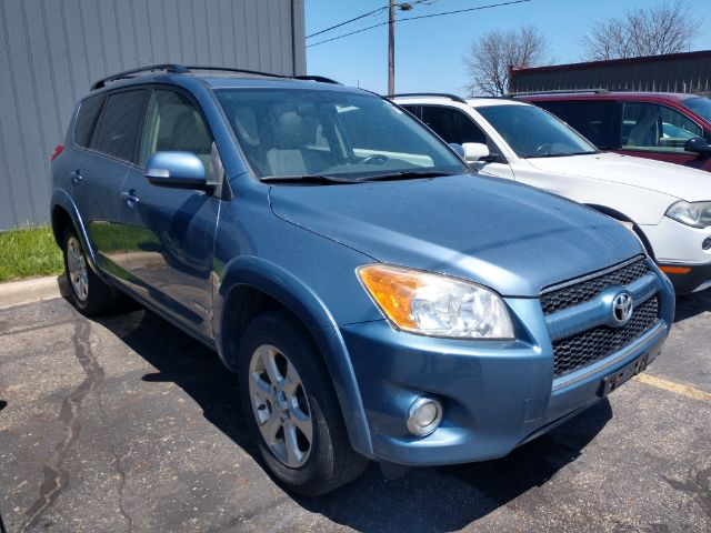 2011 Toyota RAV4 Limited I4 4WD for sale at Ideal Motorcars