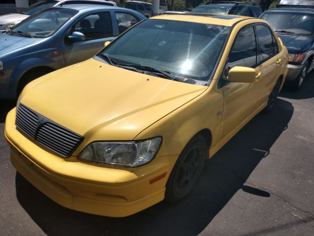 2003 Mitsubishi Lancer OZ-Rally for sale at Ideal Motorcars