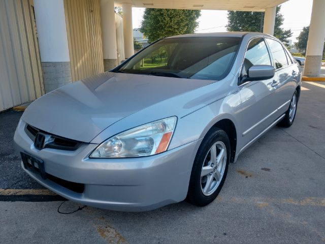 2005 Honda Accord EX Sedan AT for sale at Ideal Motorcars