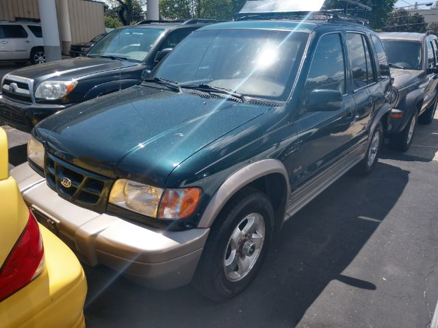 2001 Kia Sportage EX 4WD for sale at Ideal Motorcars