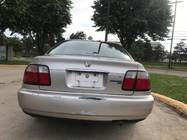 1997 Honda Accord LX sedan for sale at Ideal Motorcars