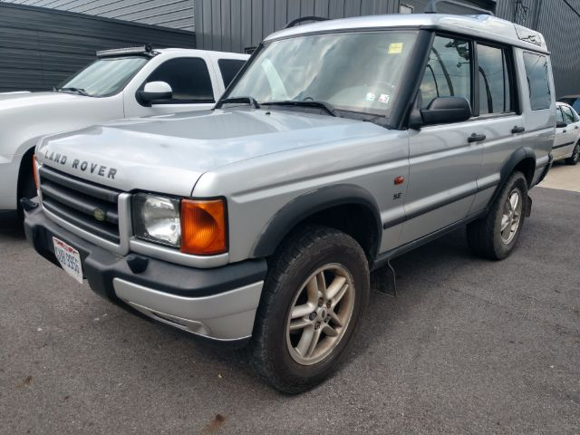 2002 Land Rover Discovery Series II SE for sale at Ideal Motorcars