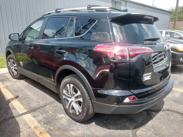 2017 Toyota RAV4 LE AWD for sale at Ideal Motorcars
