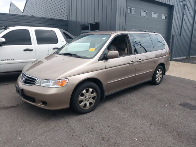 2003 Honda Odyssey EX for sale at Ideal Motorcars
