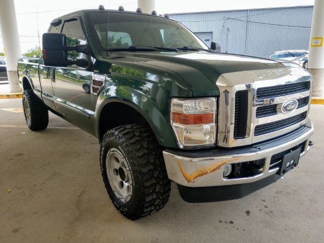 2010 Ford F-250 SD XLT SuperCab Long Bed 4WD for sale at Ideal Motorcars