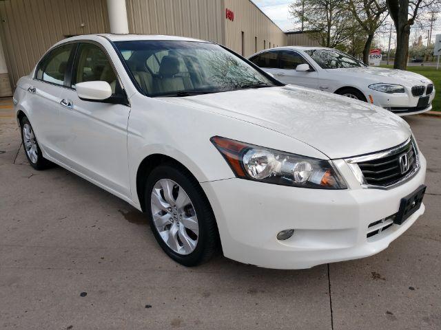 2009 Honda Accord EX-L V-6 Sedan AT for sale at Ideal Motorcars
