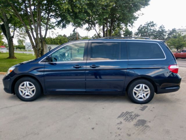 2006 Honda Odyssey EX-L w/ DVD for sale at Ideal Motorcars