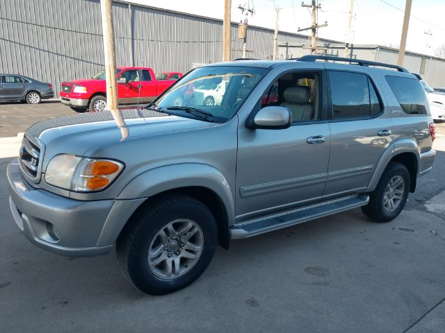 2004 Toyota Sequoia Limited 4WD for sale at Ideal Motorcars