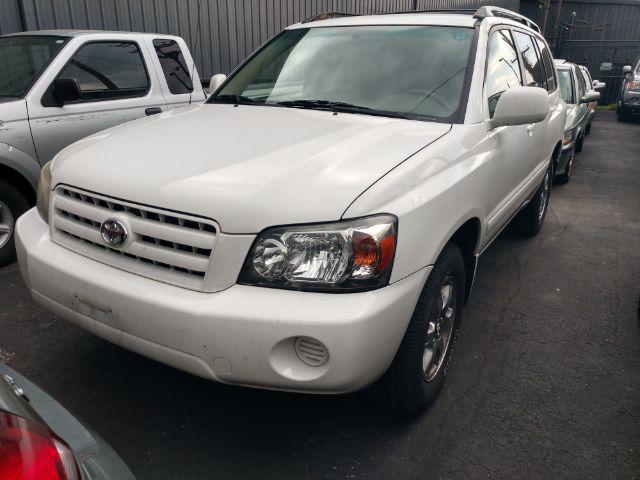 2006 Toyota Highlander 2WD