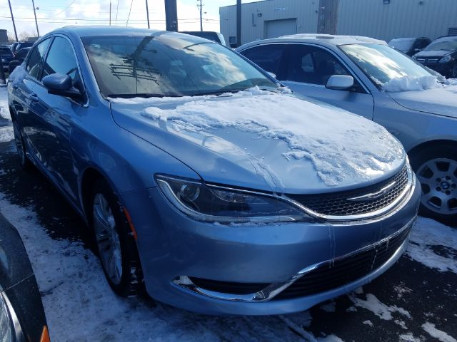2015 Chrysler 200 Limited for sale at Ideal Motorcars