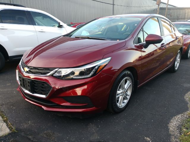 2016 Chevrolet Cruze LT Auto for sale at Ideal Motorcars
