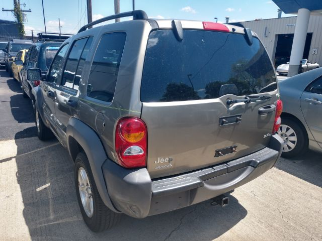2004 Jeep Liberty Sport 4WD for sale at Ideal Motorcars