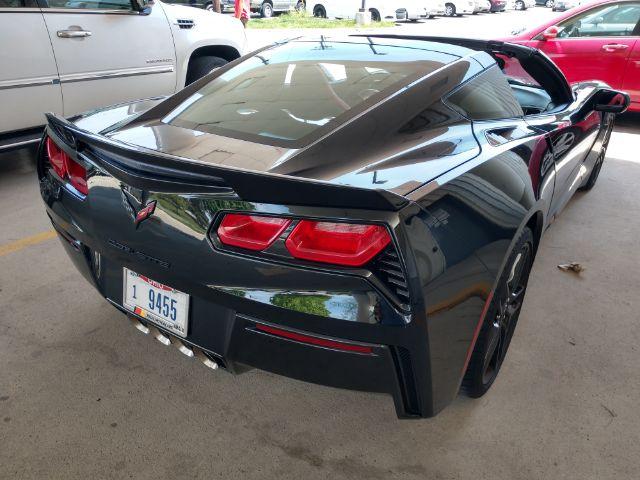 2017 Chevrolet Corvette Z51 2LT Coupe Manual for sale at Ideal Motorcars