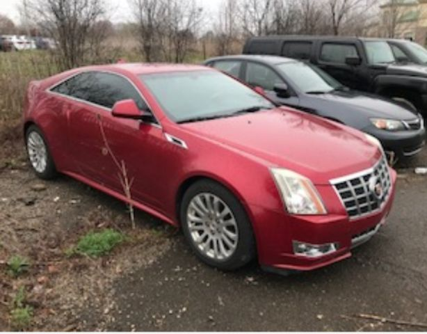 2012 Cadillac CTS Performance Coupe for sale at Ideal Motorcars