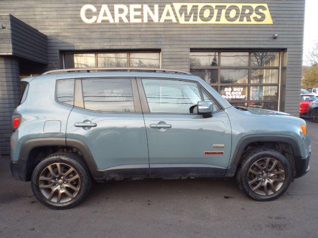 2016 Jeep Renegade Latitude 4WD for sale at Carena Motors