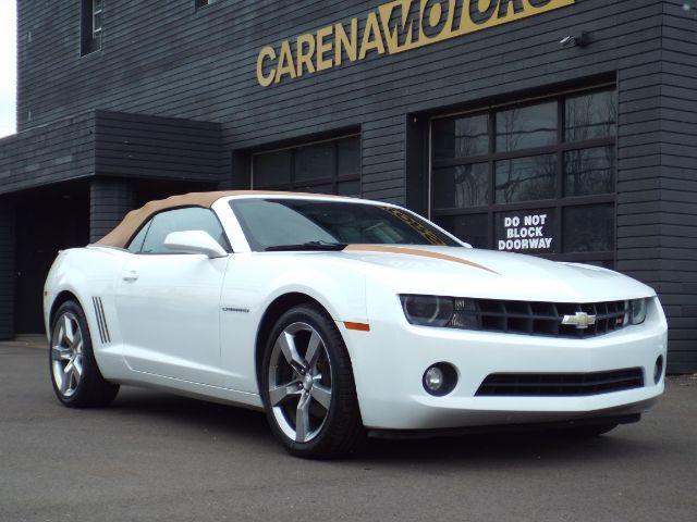 2011 Chevrolet Camaro for sale in Twinsburg, Ohio