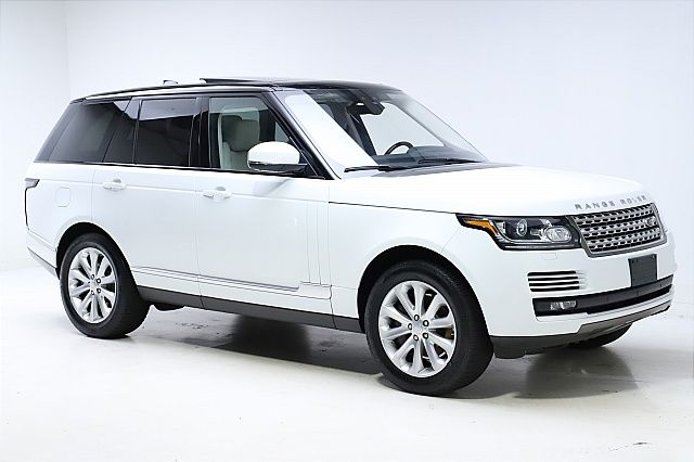2017 Land Rover Range Rover for sale in Twinsburg, Ohio