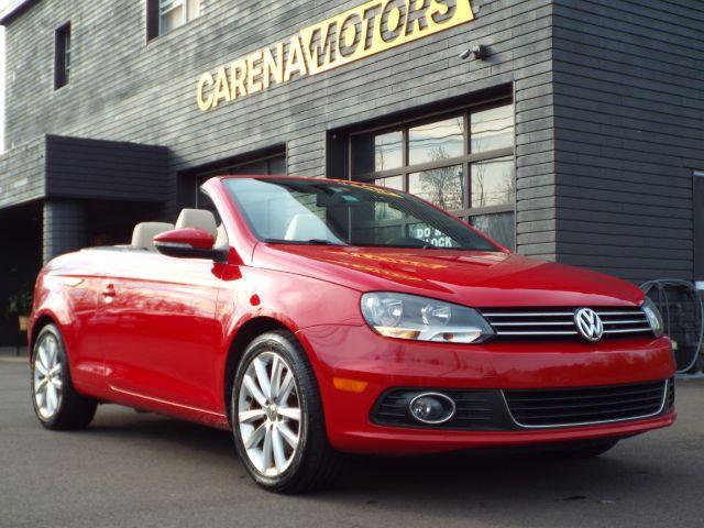 2012 Volkswagen Eos for sale in Twinsburg, Ohio