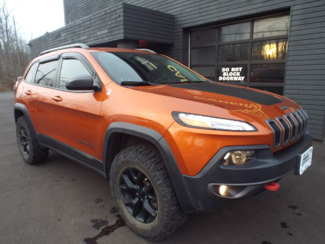 2015 Jeep Cherokee for sale in Twinsburg, Ohio