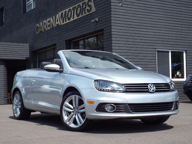 2014 Volkswagen Eos for sale in Twinsburg, Ohio