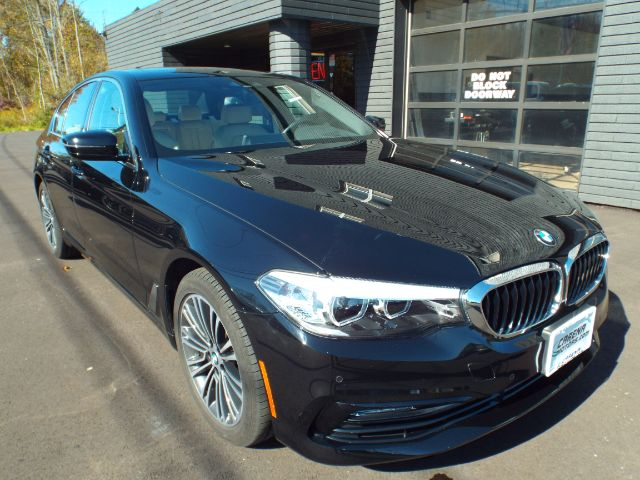 2018 BMW 5-Series 540i xDrive for sale at Carena Motors