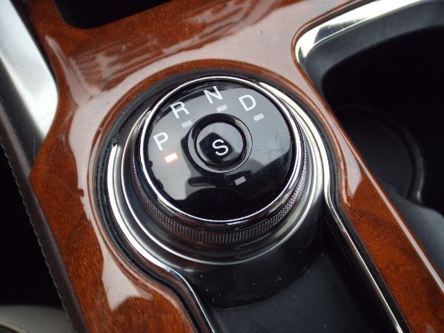 2017 Ford Fusion Platinum for sale at Carena Motors