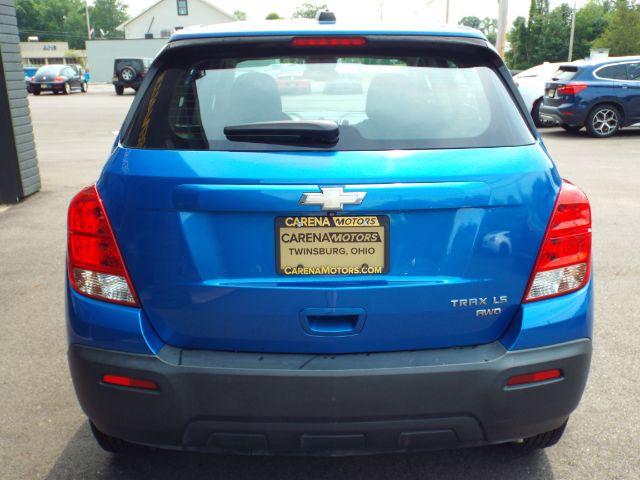 2015 Chevrolet Trax LS AWD for sale at Carena Motors
