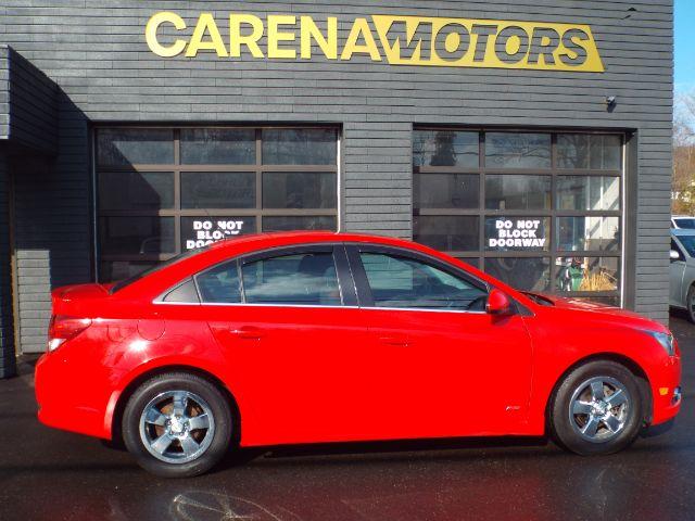 2014 Chevrolet Cruze 1LT Manual for sale at Carena Motors