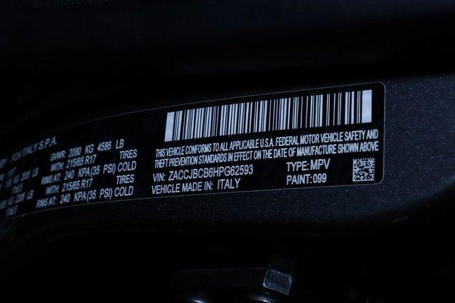 2017 Jeep Renegade Trailhawk for sale at Carena Motors