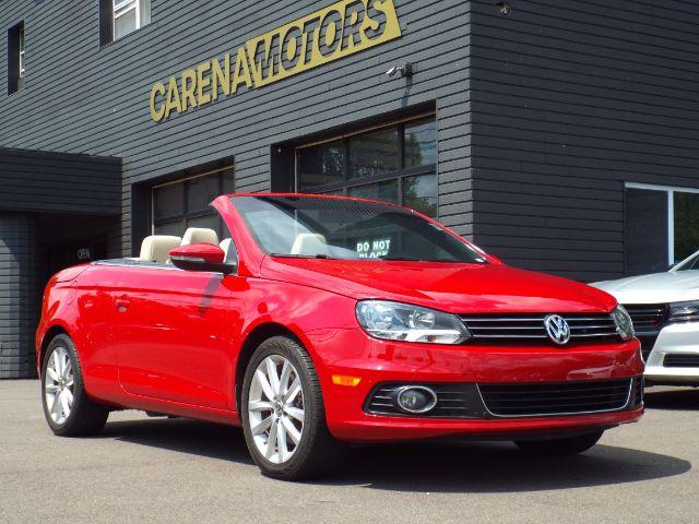 2013 Volkswagen Eos for sale in Twinsburg, Ohio