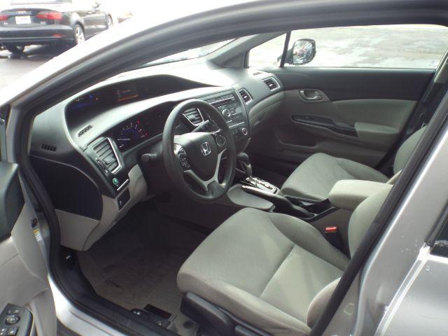 2013 Honda Civic LX Sedan 5-Speed AT for sale at Carena Motors