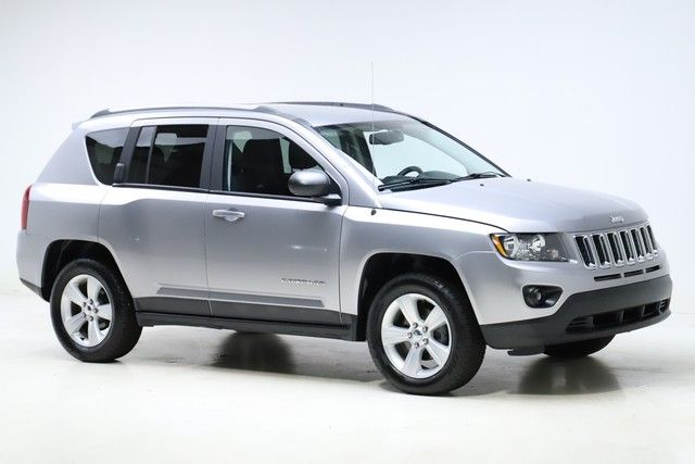2016 Jeep Compass for sale in Twinsburg, Ohio