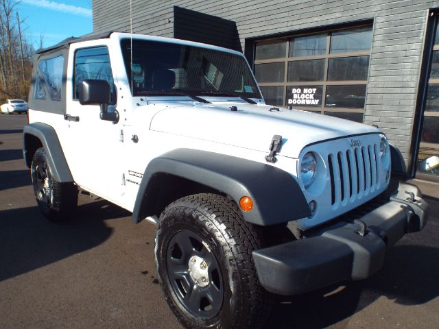 2016 Jeep Wrangler Sport 4WD for sale at Carena Motors