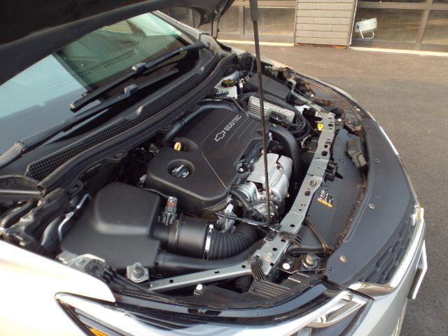 2017 Chevrolet Cruze LT Auto for sale at Carena Motors