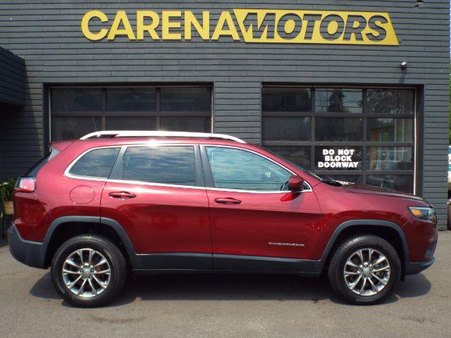 2019 Jeep Cherokee Latitude Plus 4WD for sale at Carena Motors