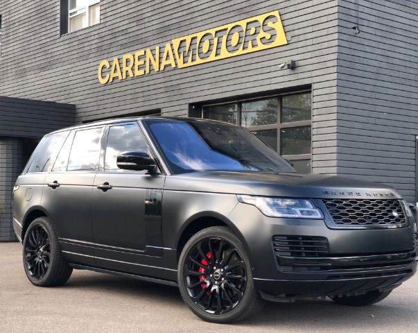 2018 Land Rover Range Rover for sale in Twinsburg, Ohio