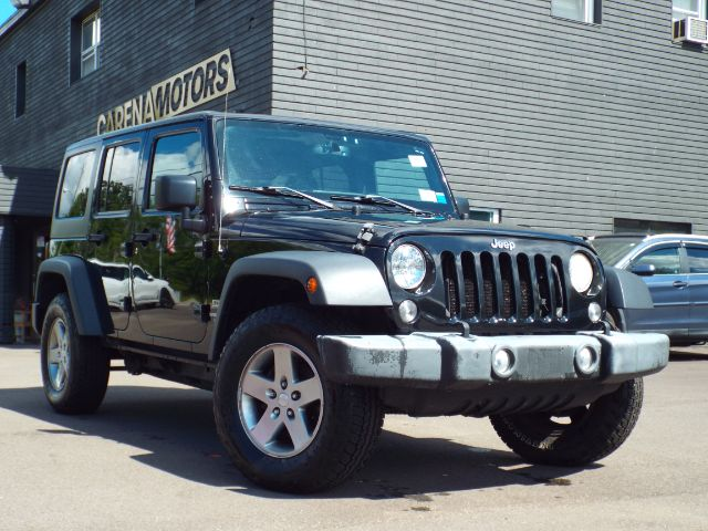 2015 Jeep Wrangler for sale in Twinsburg, Ohio