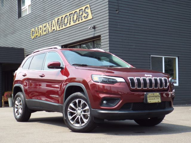 2019 Jeep Cherokee for sale in Twinsburg, Ohio
