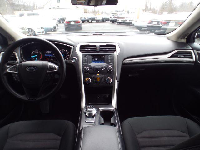 2018 Ford Fusion SE for sale at Carena Motors