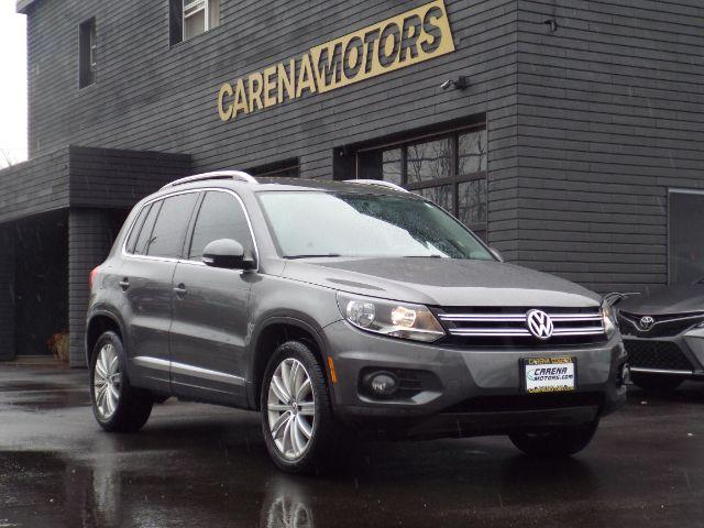 2014 Volkswagen Tiguan for sale in Twinsburg, Ohio