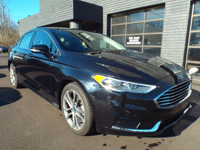 2019 Ford Fusion for sale in Twinsburg, Ohio