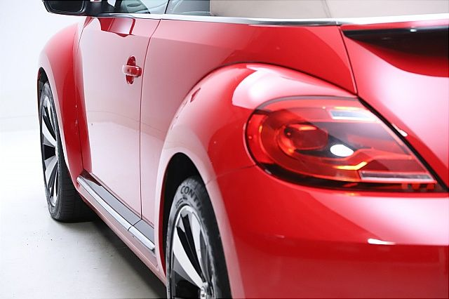 2013 Volkswagen Beetle 2.0T Turbo Convertible for sale at Carena Motors