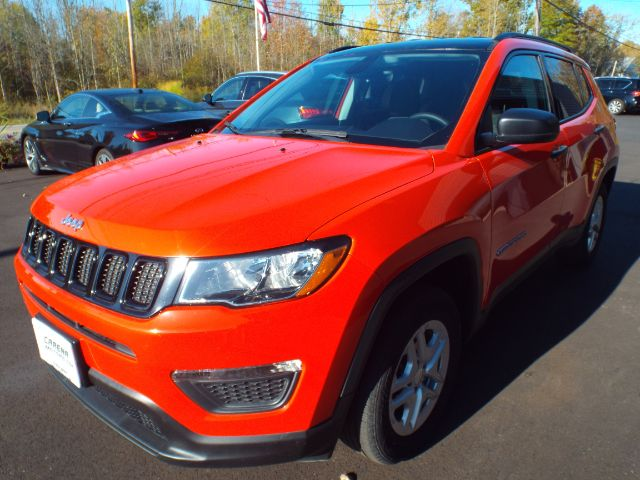 2018 Jeep Compass Sport FWD for sale at Carena Motors