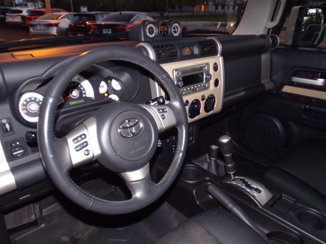 2012 Toyota FJ Cruiser 4WD AT for sale at Carena Motors