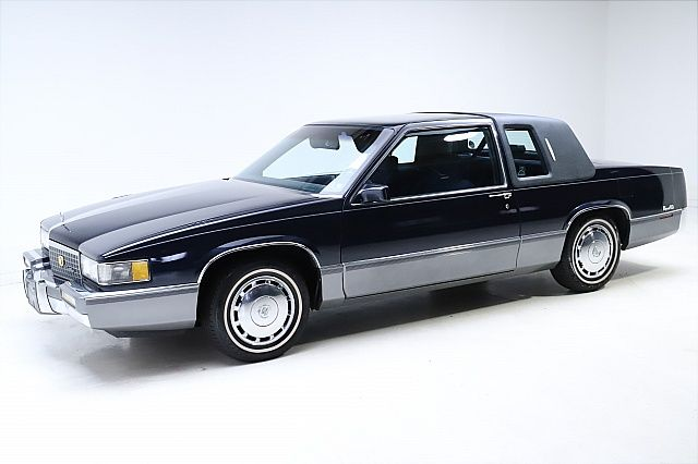 1989 Cadillac Deville Coupe for sale at Carena Motors