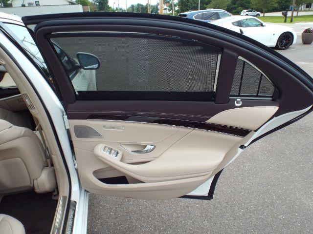 2019 Mercedes-Benz S-Class S450 for sale at Carena Motors