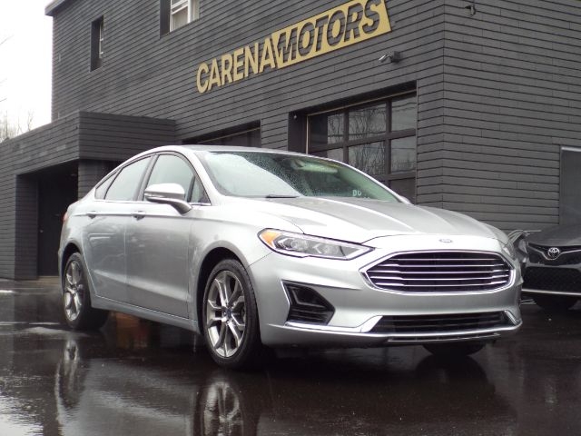 2020 Ford Fusion for sale in Twinsburg, Ohio