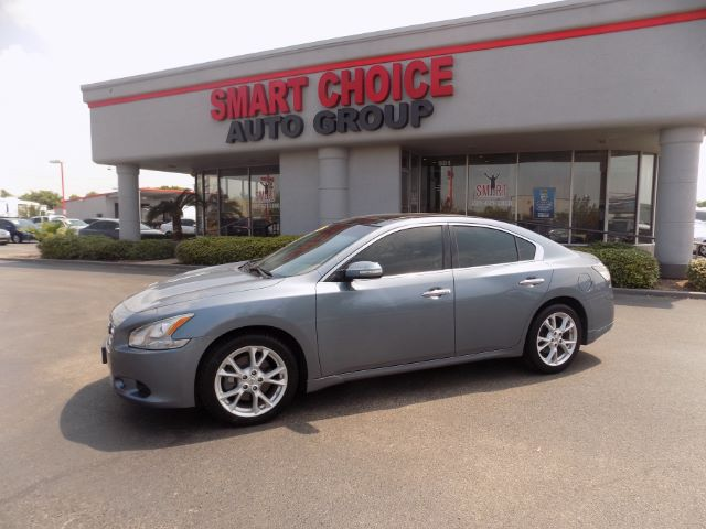 2012 NISSAN MAXIMA SV 38k miles Options ABS Brakes Air Conditioning Alloy Wheels AMFM Radio
